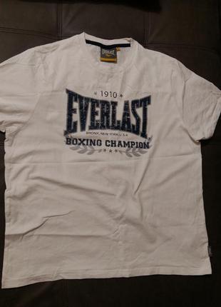 Мужская футболка everlast размер l
