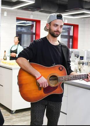 Гитарист вокалист на ваш праздник