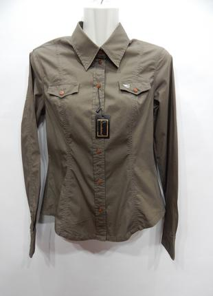 Блуза-рубашка фирменная женская ESPRIT (хлопок) р.44-46 057бж