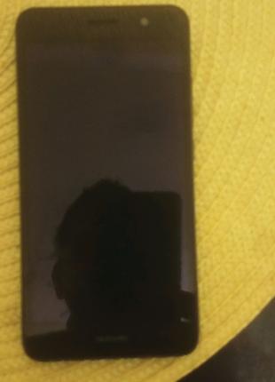 Huawei Y6 Pro tit-u02 на запчасти