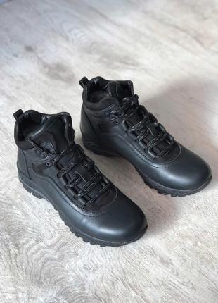 Мужские зимние ботинки высокие кроссовки спортивные ботинки