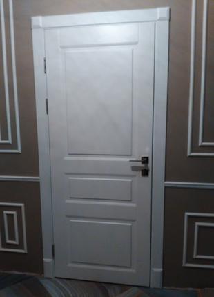 Комплекс работ по установке дверей
