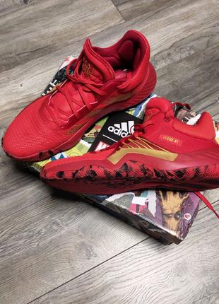 Кроссовки баскетбольные adidas issue
