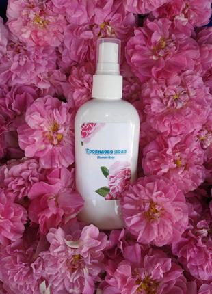 Гідролат троянди.( Розовая вода)