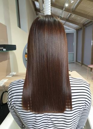 Полировка волос проф.машинкой