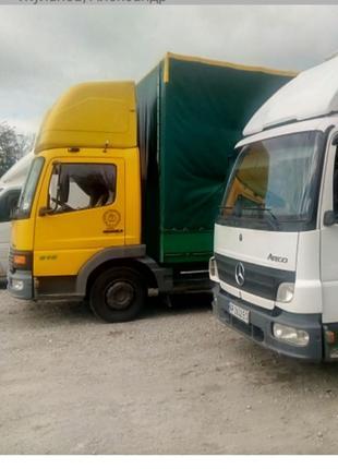 Грузоперевозки любой сложности до 5 тонн по Украине. Грузчики