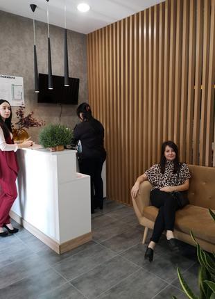 Дизайн-проект салона красоты в Одессе