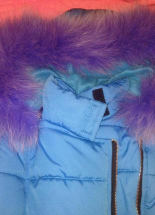 Зимняя куртка 36 размер