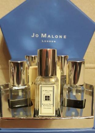Миниатюра jo malone english pear & fresia