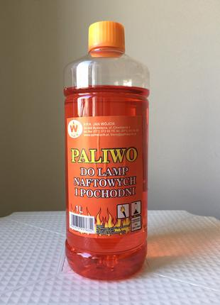 Специальная Жидкость керосин  Для Керосиновых Ламп. 1л. Польша