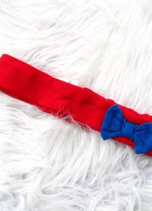 Повязка на голову , обруч ободок для волос с цветком george