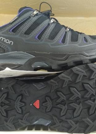 Зимние водонепроницаемые ботинки кроссовки salomon x ultra 2 g...