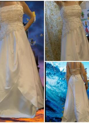 Свадебное платье blondie nites by linda bernell