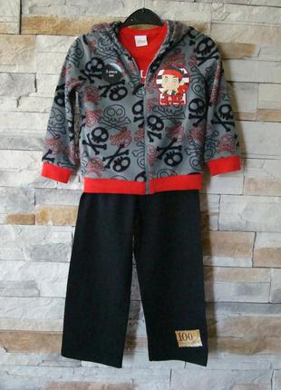 Распродажа! костюм для мальчика 3 в 1, disney, оригинал