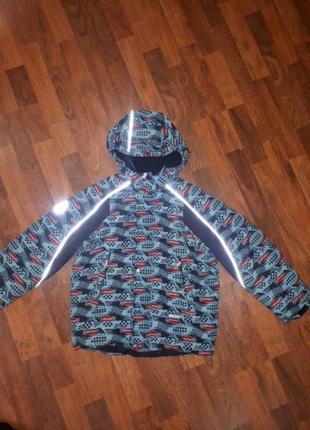 Зимняя куртка lenne 128