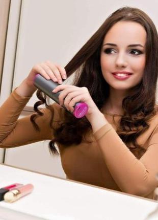 Беспроводной стайлер для завивки волос ramindong hair curler r...