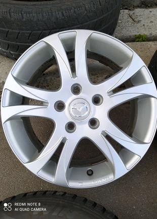 Диски литые Mazda Honda KIA Hyundai R16(5*114,3)et55