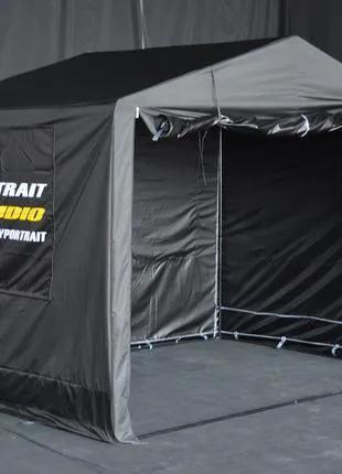Эксклюзивные торговые палатки