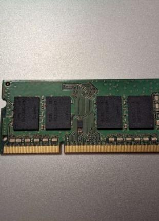 Оперативная память SODIMM DDR3L 1600 MHz 2Gb Samsung M471B5674...