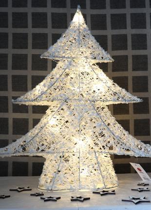 Новогодняя Елочка с LED-подсветкой