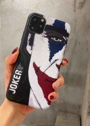 Чехол Joker на iPhone 7/8/X/Xs/Xr/iphone 11