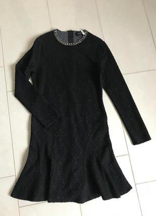 Платье эксклюзив джерси стильное модное дорогой бренд франции ...