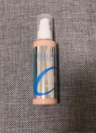 Enough collagen moisture foundation тональний! колаген!