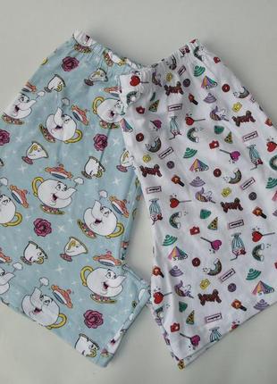 Пижама набор пижамные шорты 11-12 лет primark 152 см