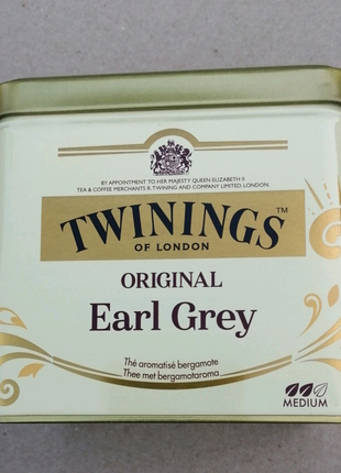 Чай Twinings з бергамотом