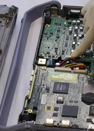 Ремонт и обслуживание ультразвуковых сканеров