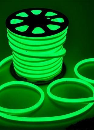 Гибкий неон Зелений 2835-120 220
