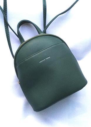 Рюкзак forever young из искусственной эко кожи заменителя кожи...