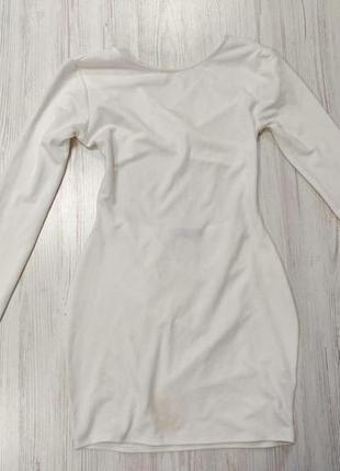 Ликвидация товара 🔥   белое мини платье