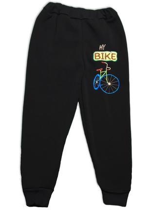 Спортивные штаны трёхнить bike