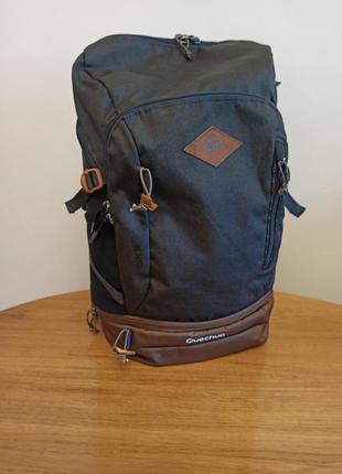 Рюкзак quechua   для походов 30 литров nh500