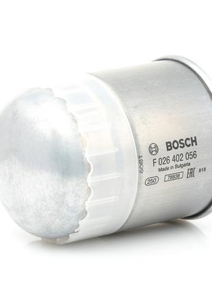 F 026 402 056 Паливний фільтр BOSCH (KL228/2d)