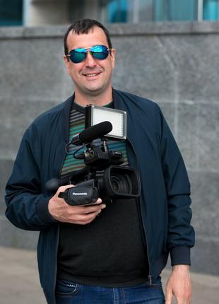 Профессиональная видеосъемка видеооператор