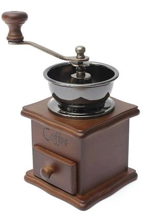 Ручная кофемолка с керамическими жерновами