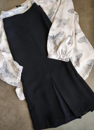 Очень красивая нарядная юбка, большой размер