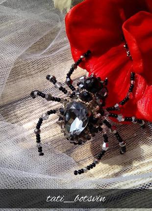 3d брош павук