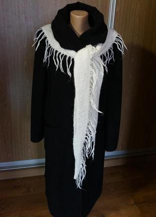 Классное,теплое,шерстяное пальто