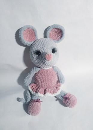 Мягкая игрушка -Мышка