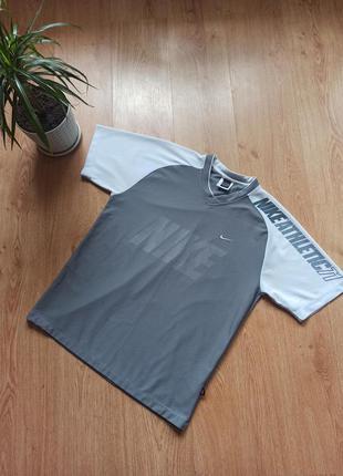 Мужская футболка nike athletic vintage made in usa