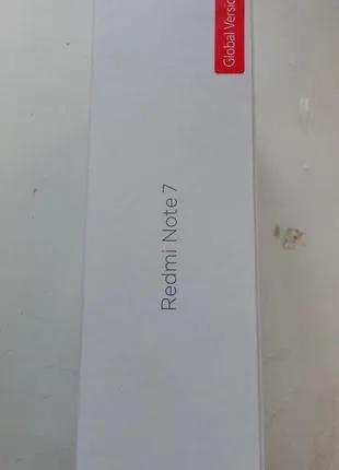 Xiaomi Redmi Note 7, 4/64, Black