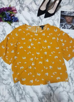 Блуза с открытамы плечами