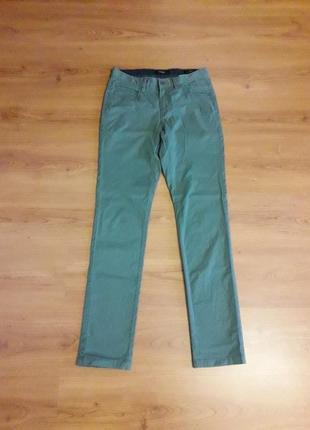 Брюки джинсового кроя, джинсы lc waikiki slim fit w28 l33
