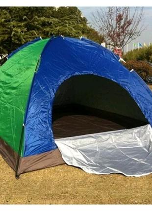 Палатка палатка 3-местная