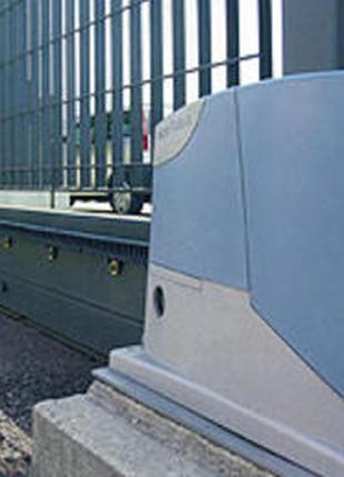 Автоматика для откатных ворот. Установка и гарантия.