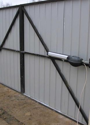 Автоматика для распашных ворот. Продажа и установка.
