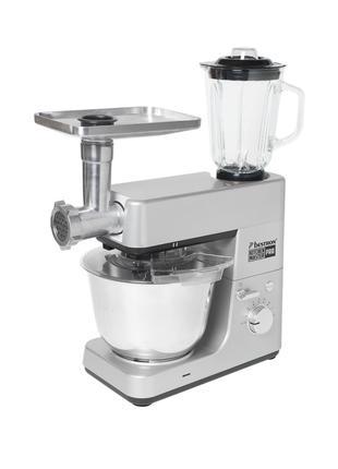 Кухонный комбайн Bestron AKM1600S 4-in-1 Kitchen Master Pro